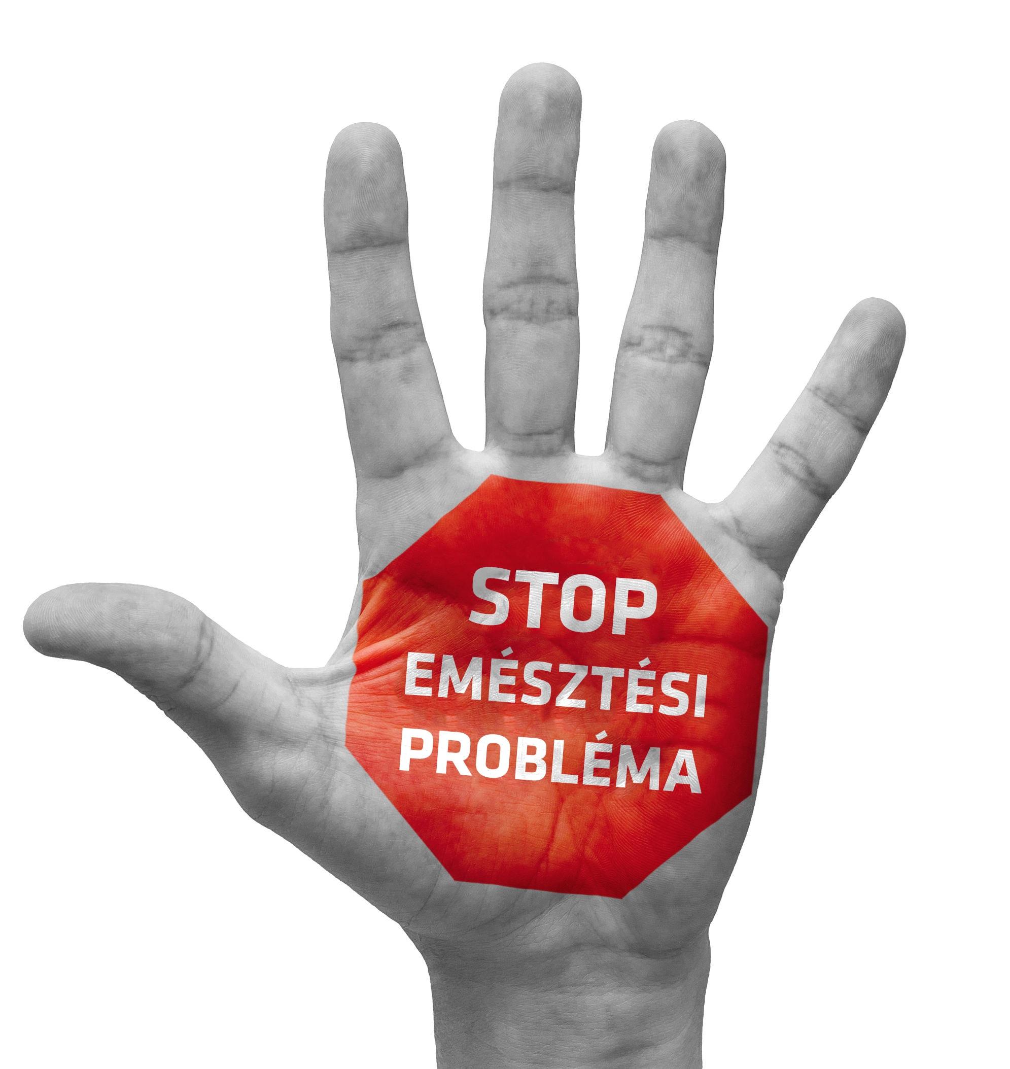 Stop Emésztési Probléma